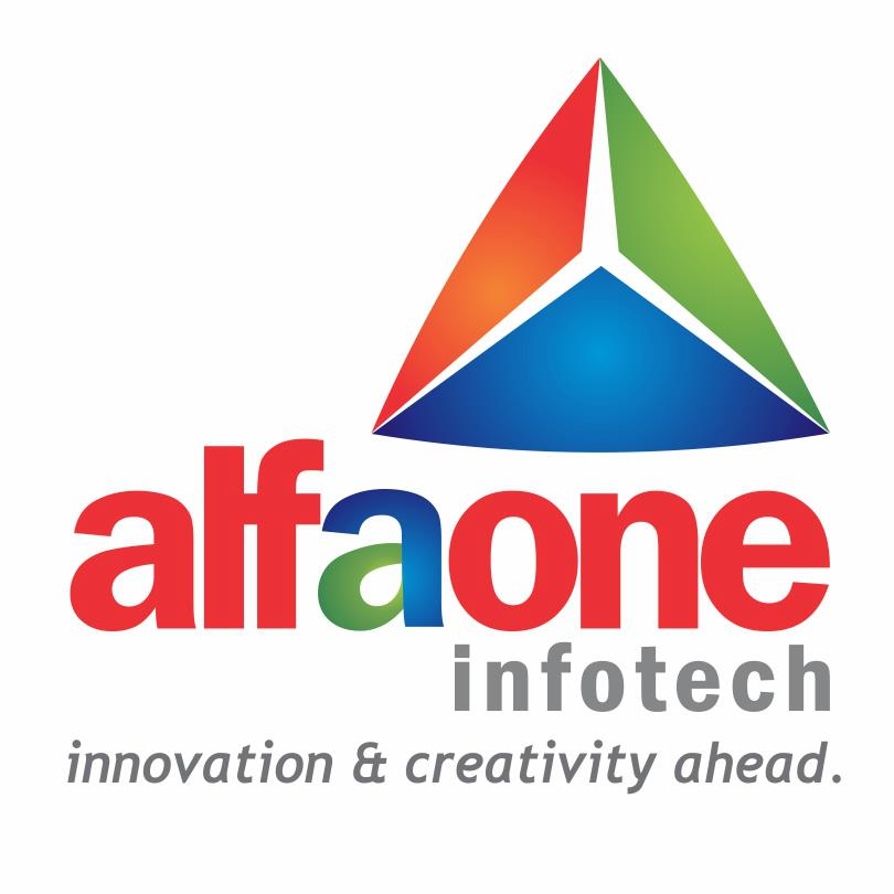 Alfaone Infotech Logo