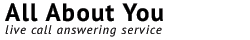 All About You Answering Service