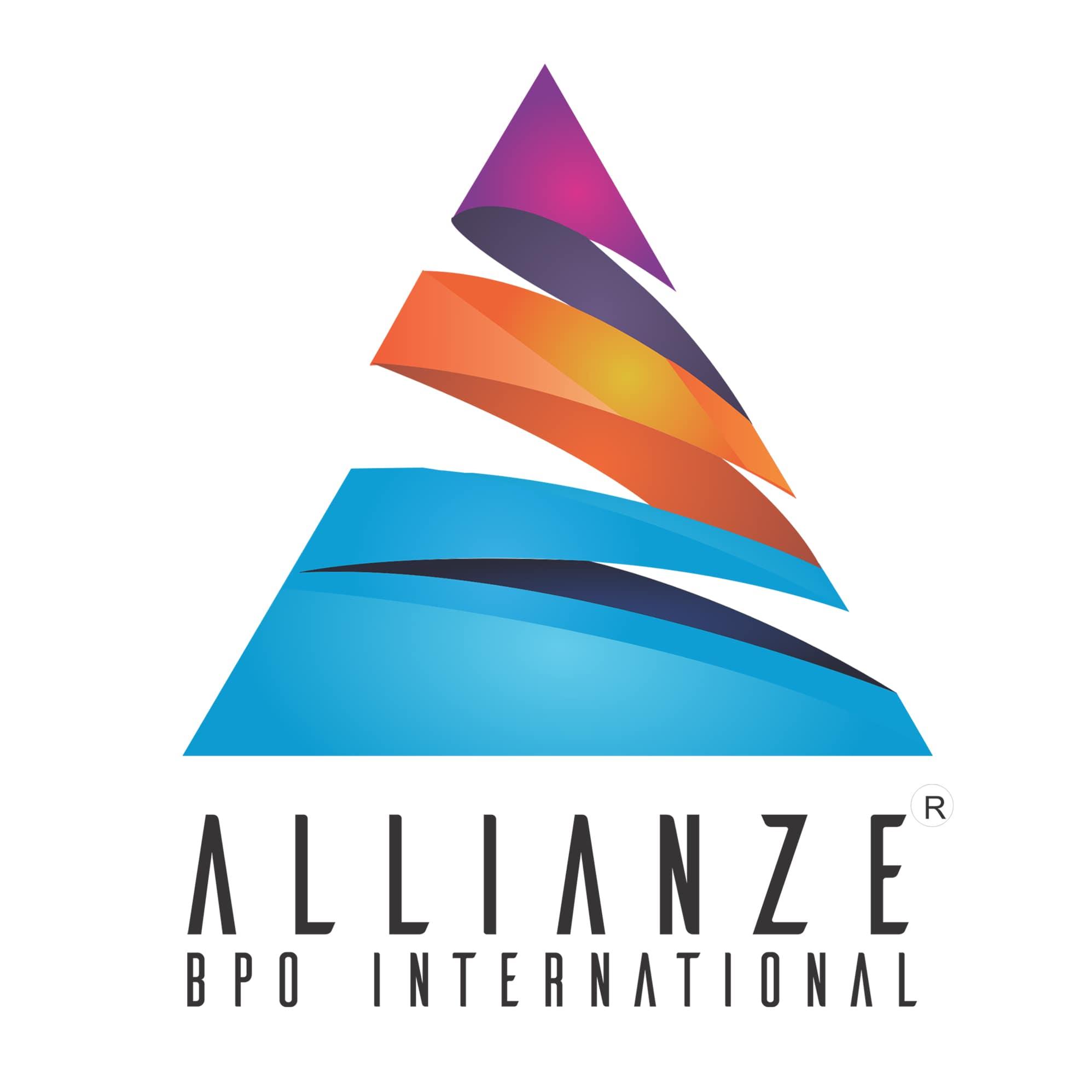 Allianze BPO International Logo