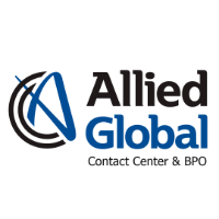 Allied Global BPO Logo