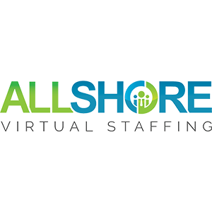 Allshore Virtual Staffing Logo