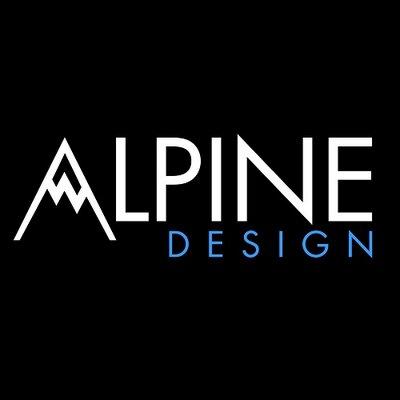 Alpine Design logo