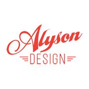 Alyson Design Logo