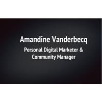 Amandine Vanderbecq Logo