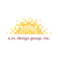 A.M. Design Group Logo