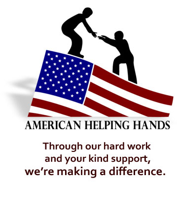American Helping Hands Logo