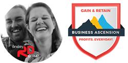 ansleyRDgroup - Build. Change. Impact. Logo