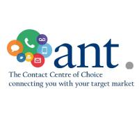 Ant Marketing Logo
