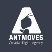AntMoves Creative Digital Agency  Logo