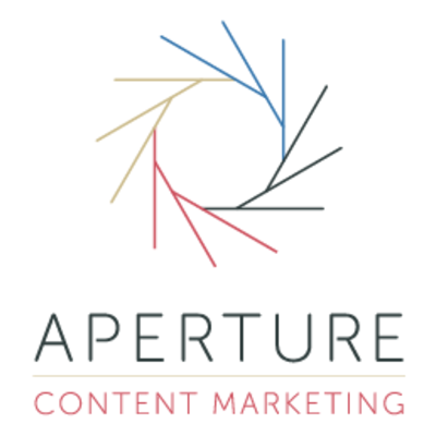 Aperture Content Marketing Logo