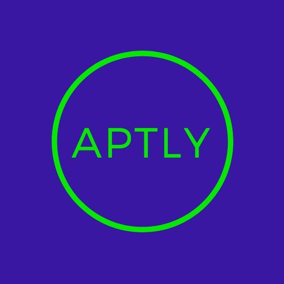 Aptly - Agile Software Development Teams. Logo