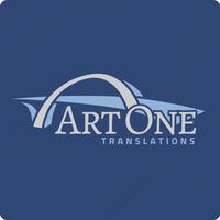 Art One Translations Logo