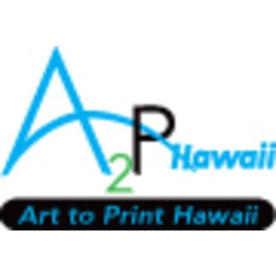 Art To Print Hawaii Logo