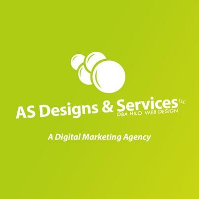 A.S. Designs & Services Logo