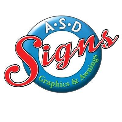 ASD Signs & Graphics Logo