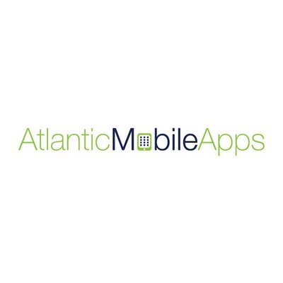 Atlantic Mobile Apps logo