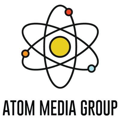 Atom Media Group Logo