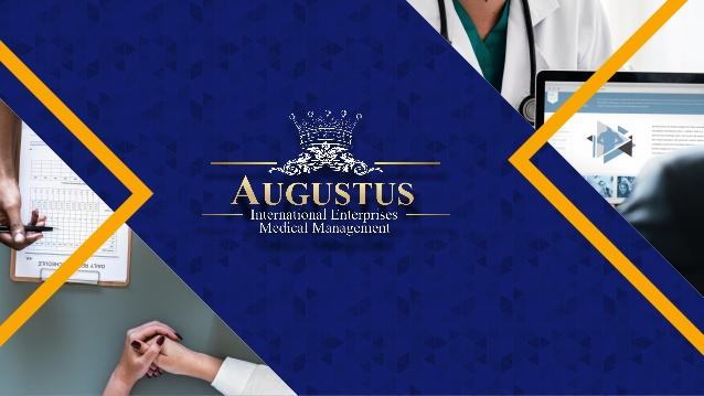 Augustus International Enterprises Medical Management Logo