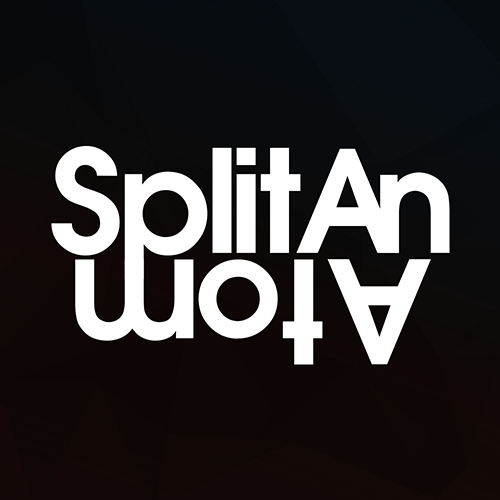 Split An Atom Logo