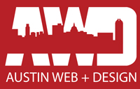Austin Web and Design Logo