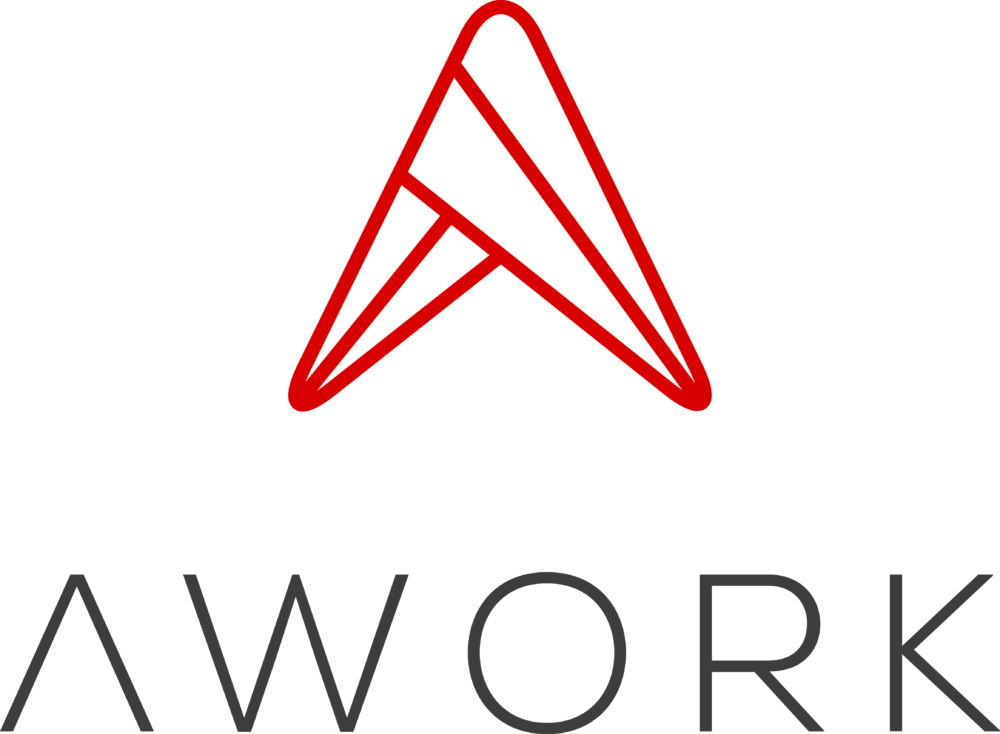 AWORK Webbureau Logo