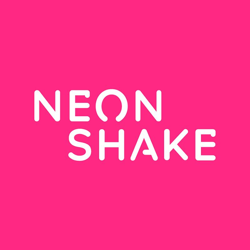 Neon Shake Logo