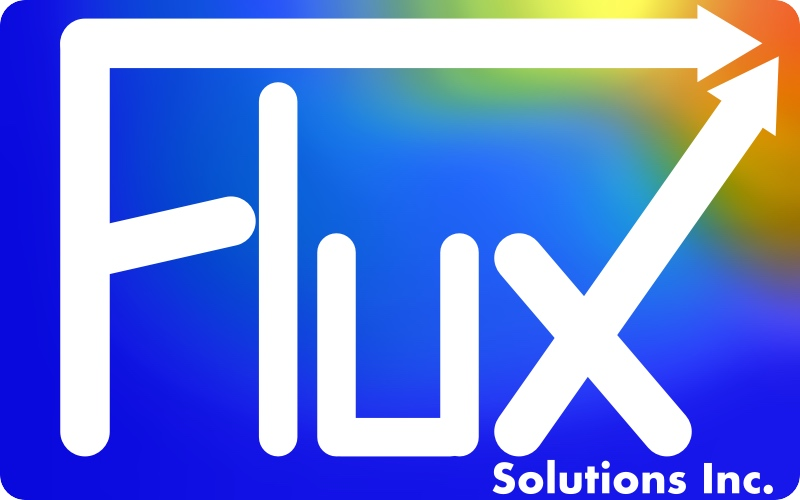Flux Solutions Inc. Logo