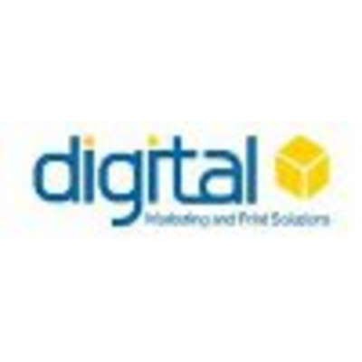 Digital Marketing and Print Solutions Logo