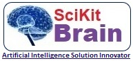 SciKit Brain Technovative solutions Logo