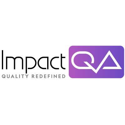 ImpactQA Logo