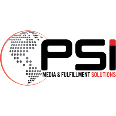 PSI Media and Fulfillment Solutions Logo