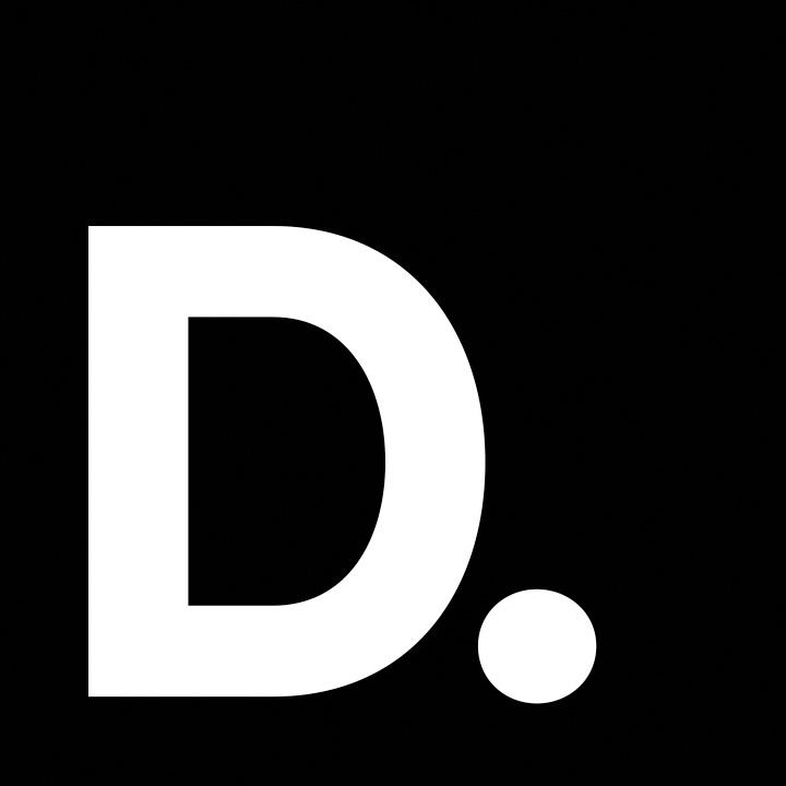 Dusted Logo