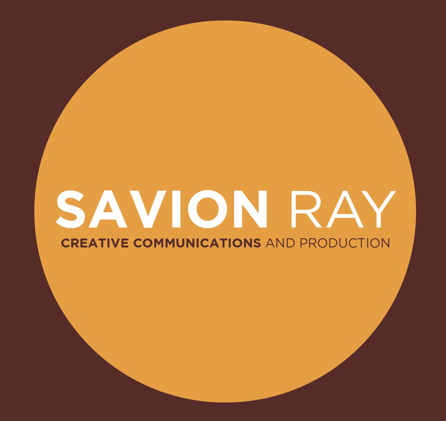 Savion Ray Logo
