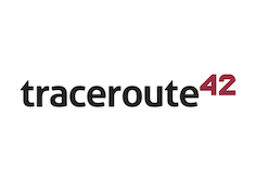 TraceRoute42 Logo