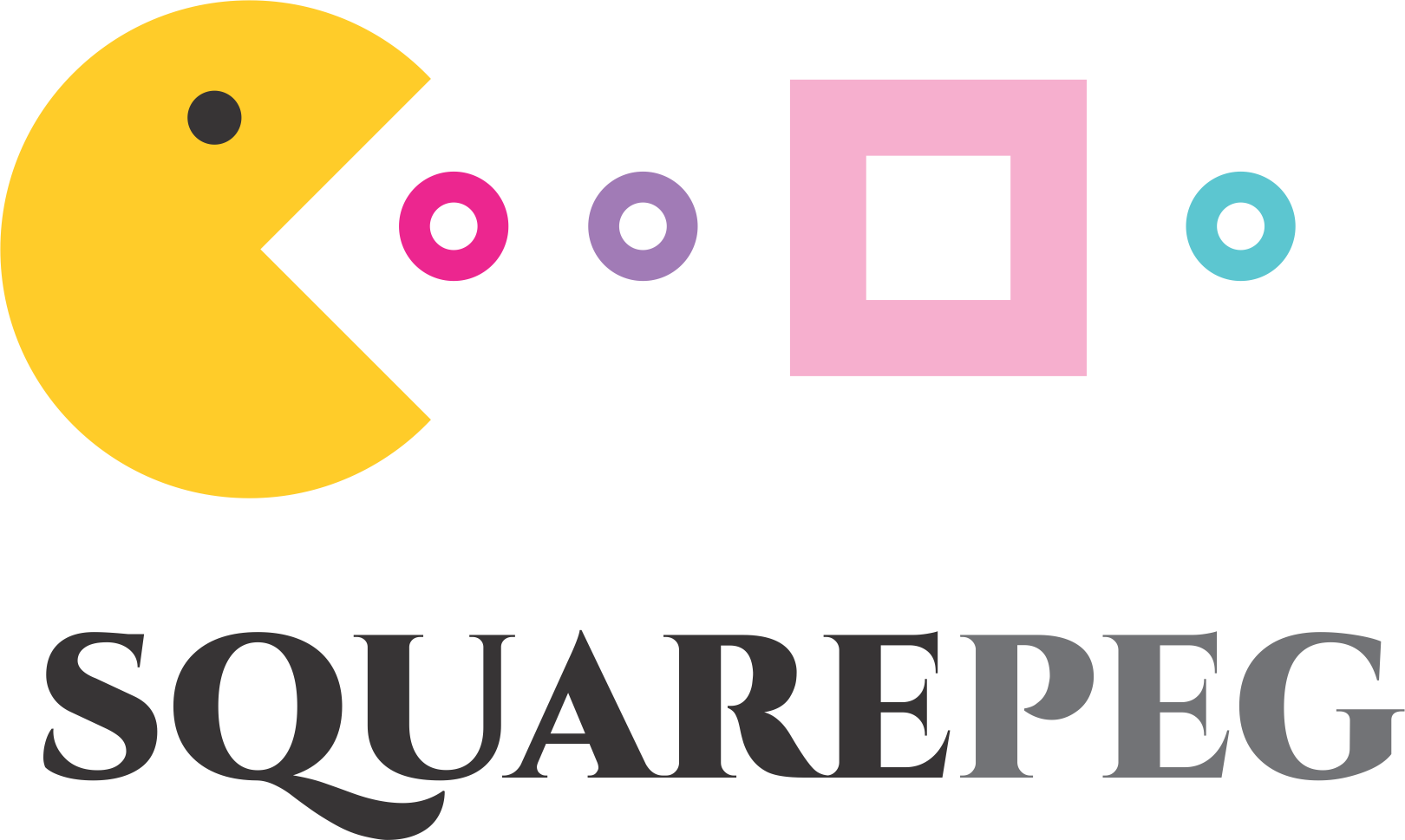 The SquarePeg Logo