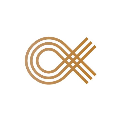 The Alpha Brand Logo