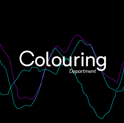 Colouring Department Logo