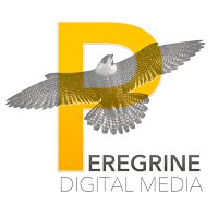 Peregrine Digital Media Logo