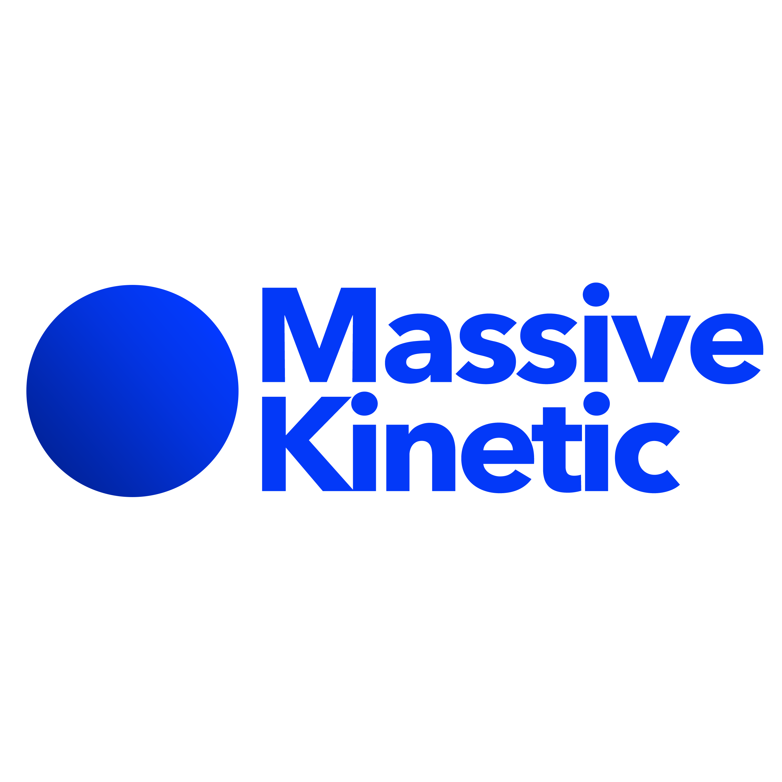 Massive Kinetic Logo