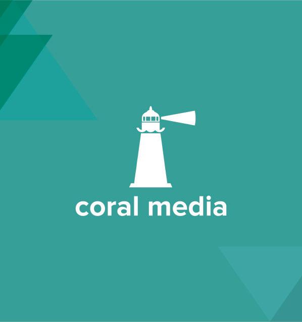 Coral media Ltd. Logo