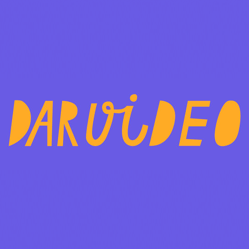 Darvideo Animation Studio Logo