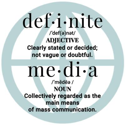 Definite Media Mississippi Logo
