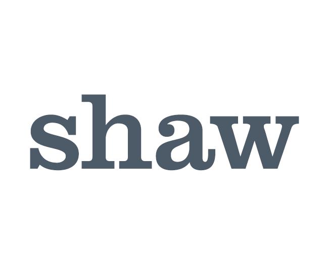 Shaw Marketing and Design Logo