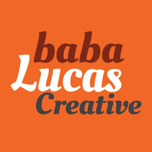 babaLucas Creative Logo