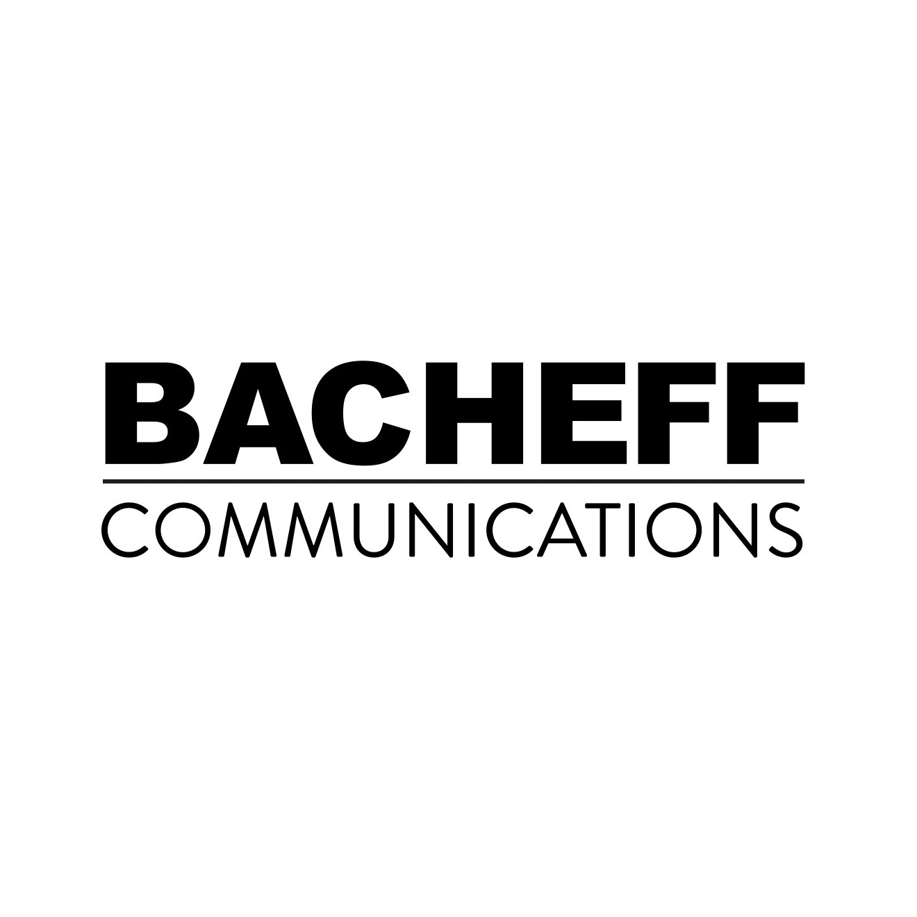 Bacheff Communications Logo