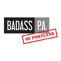 Badass P.A. PDX Logo