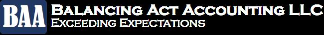 Balancing Act Accounting LLC Logo