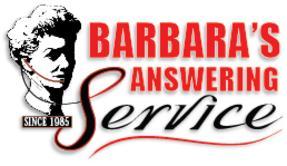 Barbara's Answering Service Logo