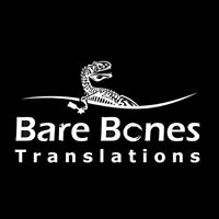 Bare Bones Translations Logo