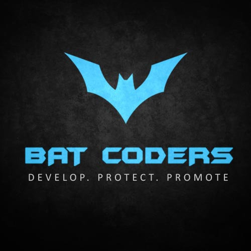 BAT CODERS Logo